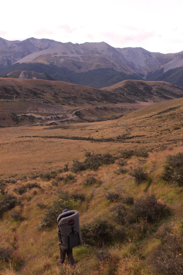 Flock Hill Bouldering