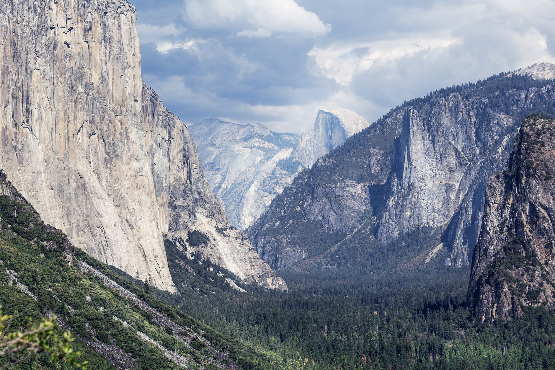 Here's what Donald Trump has to say about Yosemite National Park
