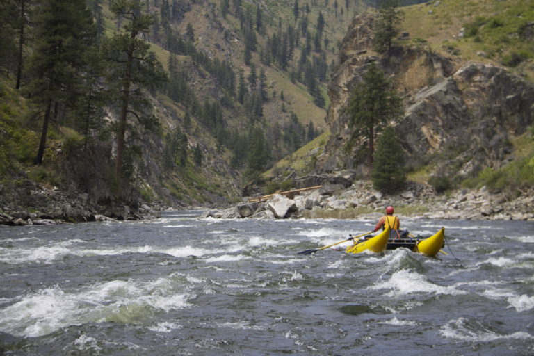 Do Idaho a favor and support the South Fork of the Salmon River