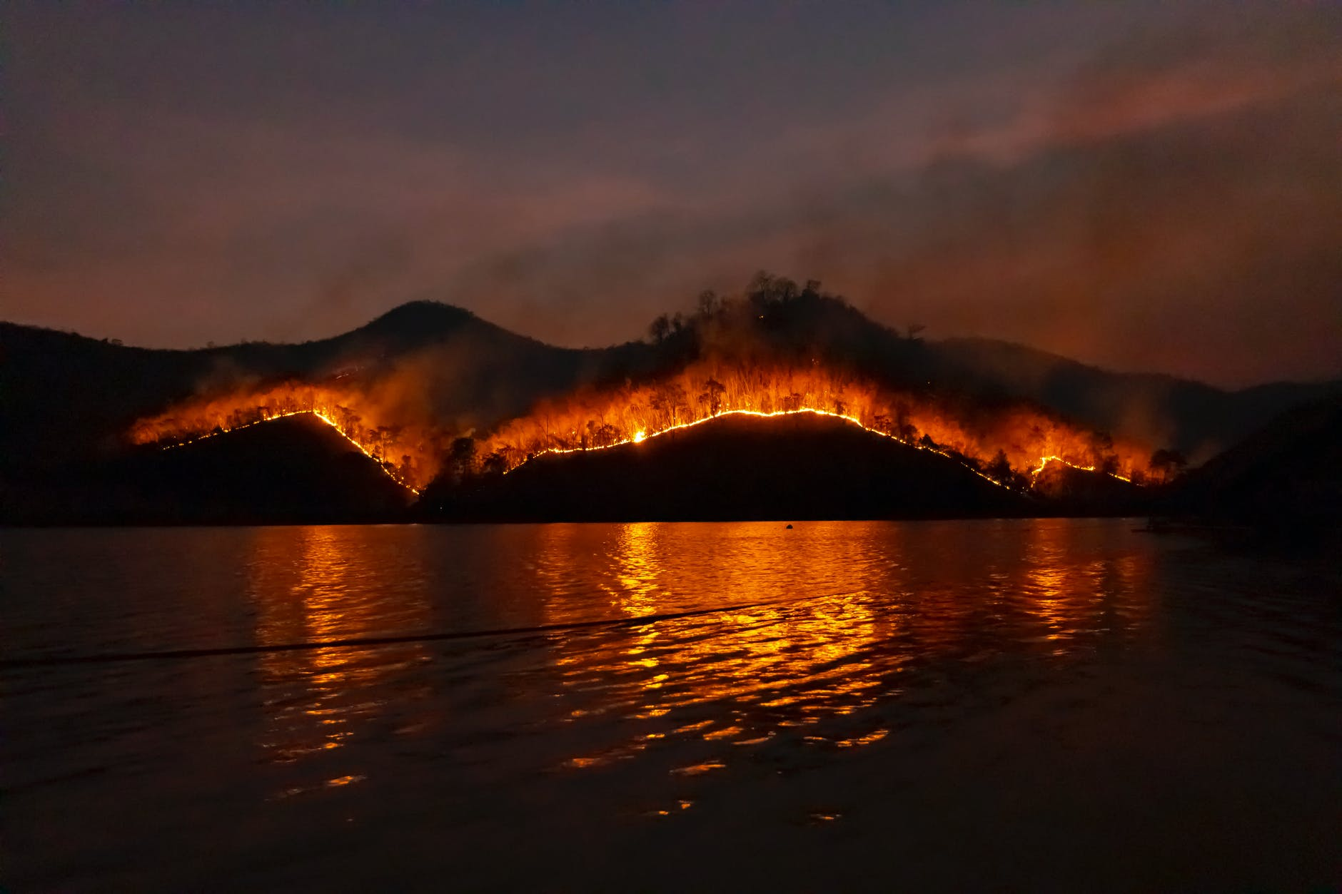 Things to Think about When We Think about Wildfires